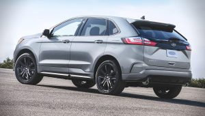 2020 Ford Edge ST Line Colors