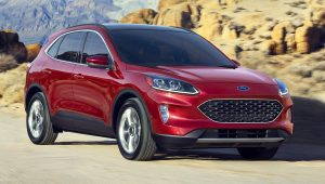 2020 Ford Escape 1