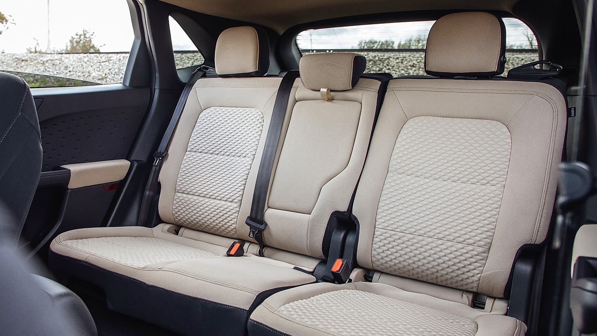 2020 Ford Escape Inside Interior