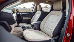 2020 Ford Escape SE Interior