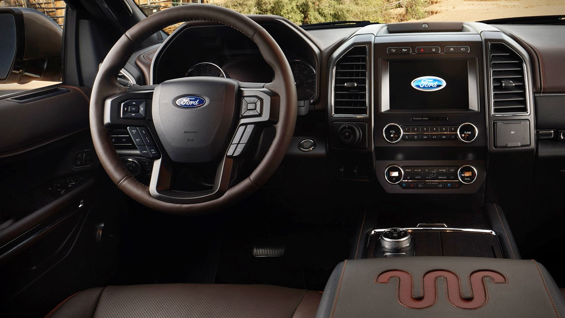 2020 Ford Expedition Inside Interior