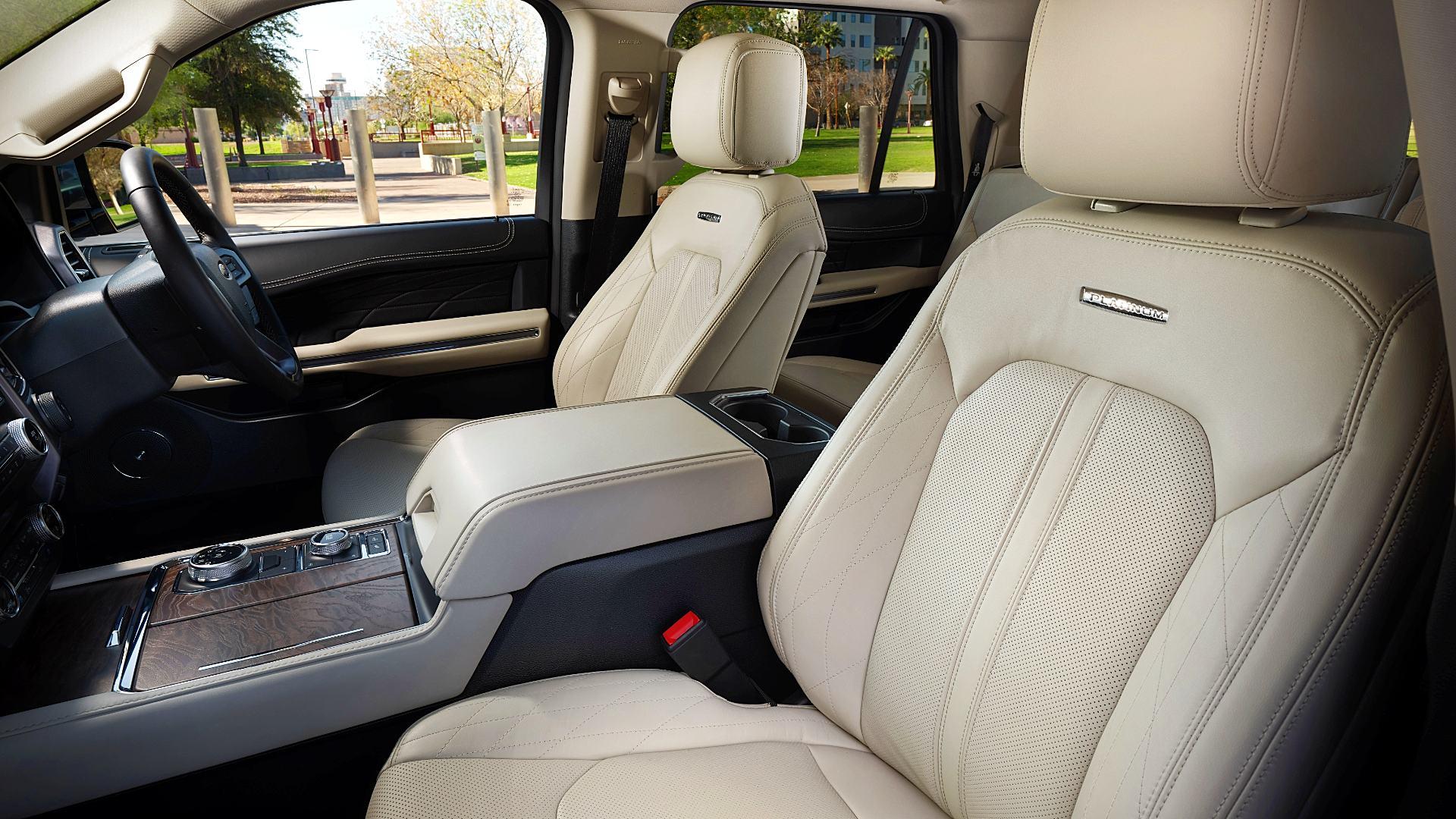 2020 Ford Expedition Platinum Interior Colors