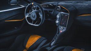 2020 McLaren 720S Le Mans Interior