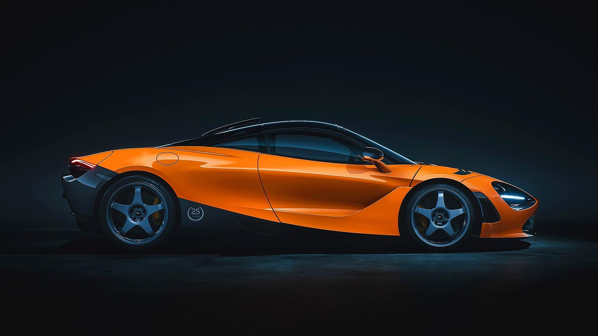 2020 McLaren 720S Le Mans Pictures Wallpaper