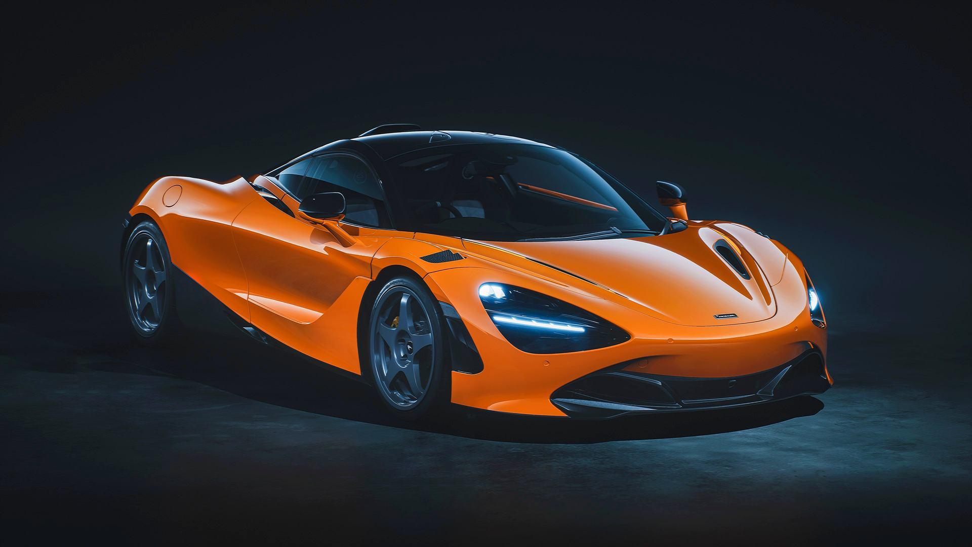 2020 McLaren 720S Le Mans