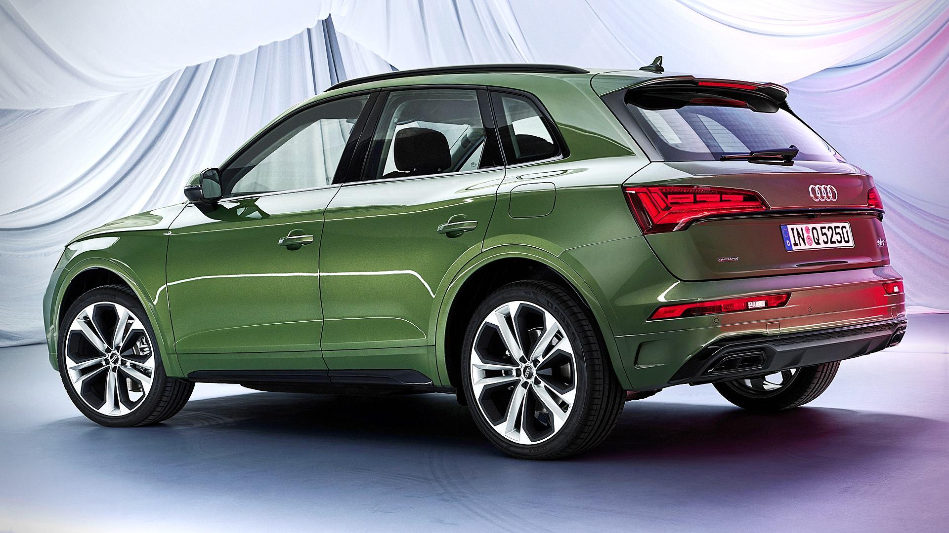 2021 Audi Q5 Colors