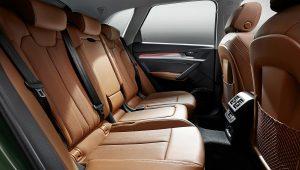 2021 Audi Q5 Interior Images