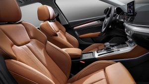 2021 Audi Q5 Interior Inside