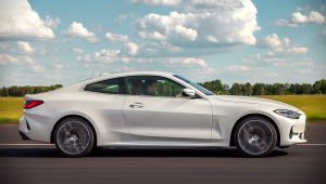 2021 BMW 4 Series Coupe Pictures Images