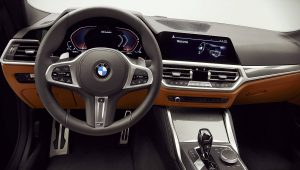 2021 BMW 4-Series Interior