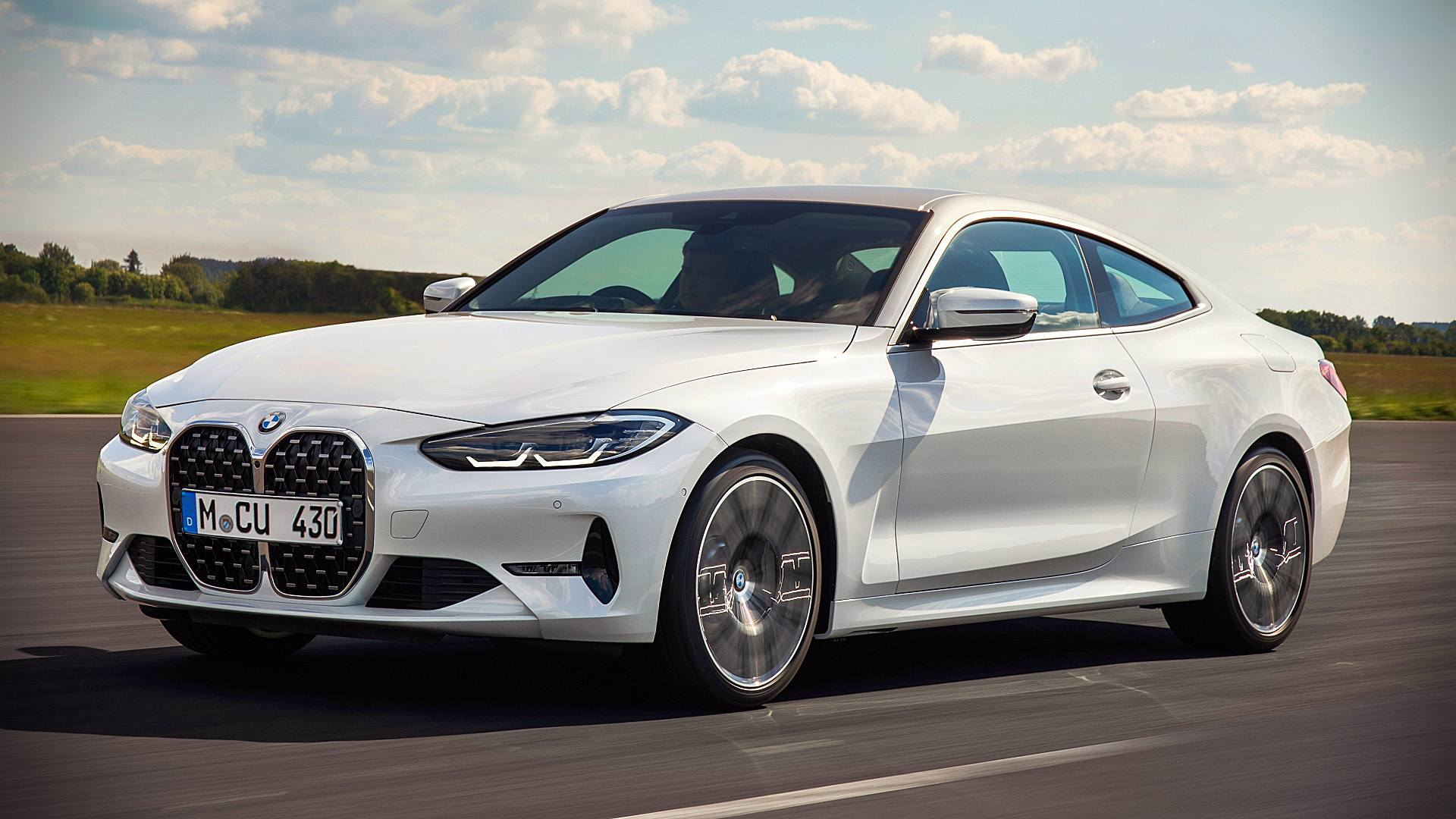 2021 BMW 430i Coupe Images Pictures