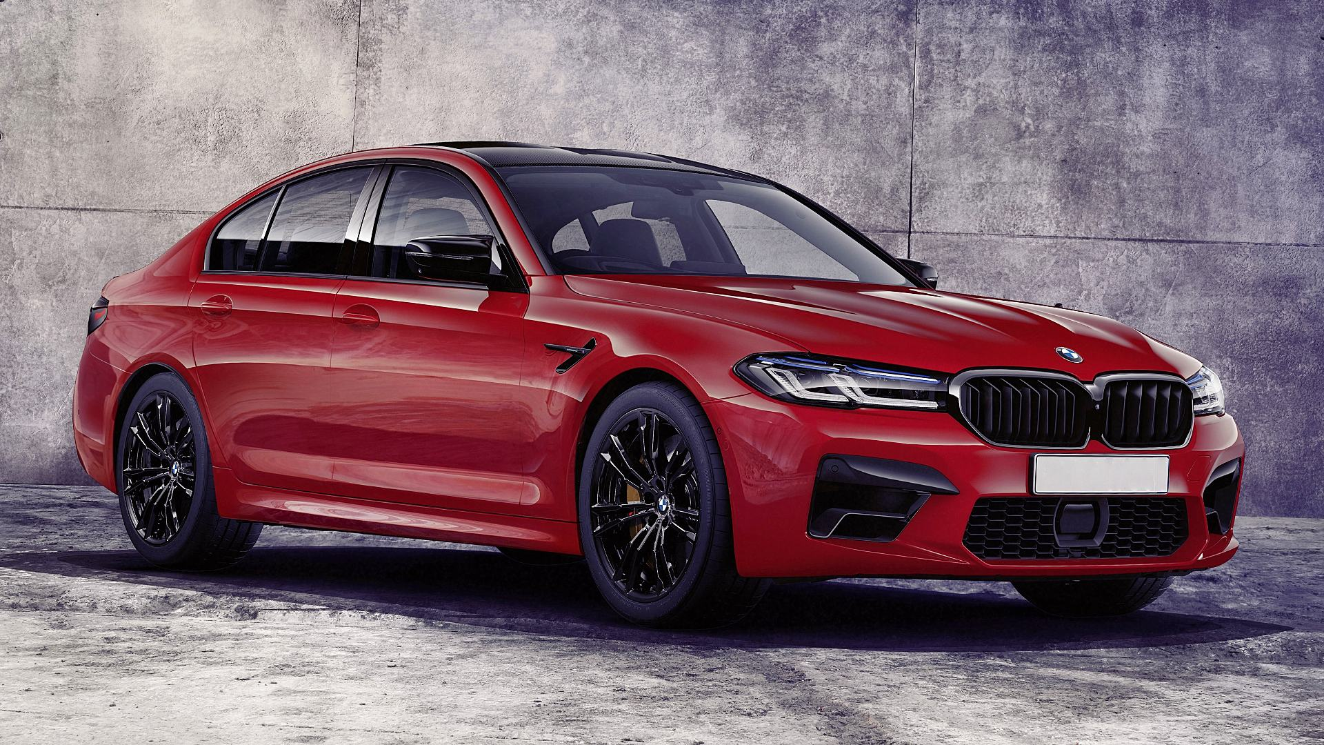 2021 BMW M5 Competition  Pictures Images