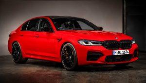 2021 BMW M5 1