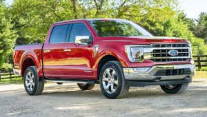 2021 Ford F150 Lariat SuperCrew