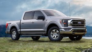 2021 Ford F150 XLT SuperCrew