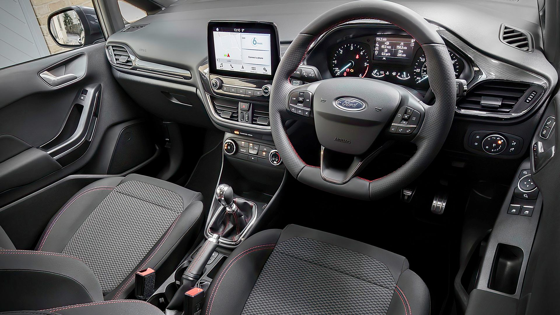 2021 Ford Fiesta Research New