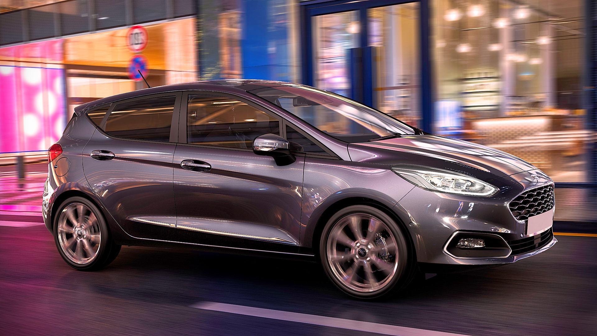 2021 Ford Fiesta Hybrid