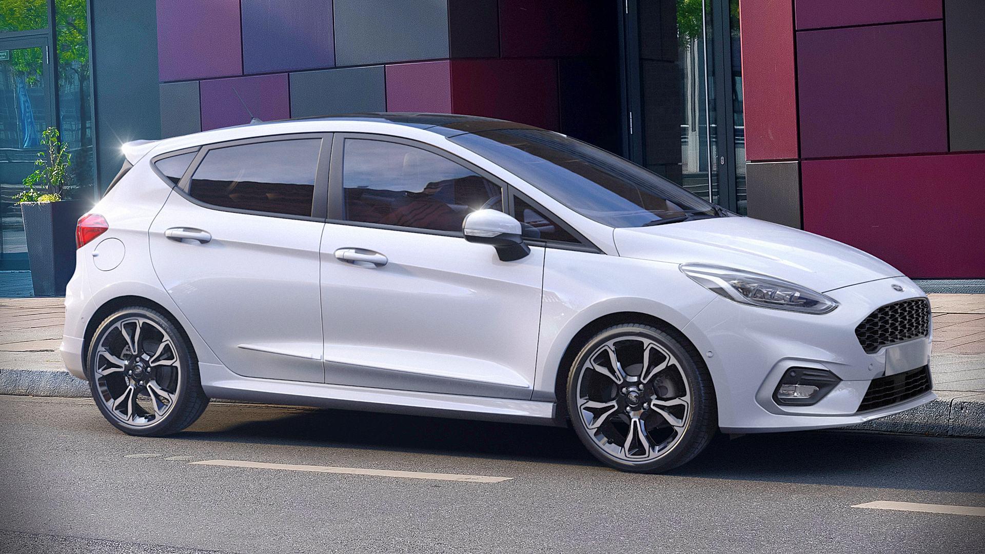 Neues Modell und Leistung 2021 Fiesta St