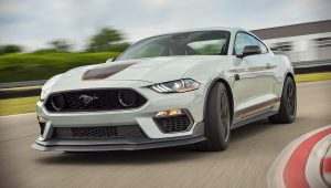 2021 Ford Mustang Mach-1 1
