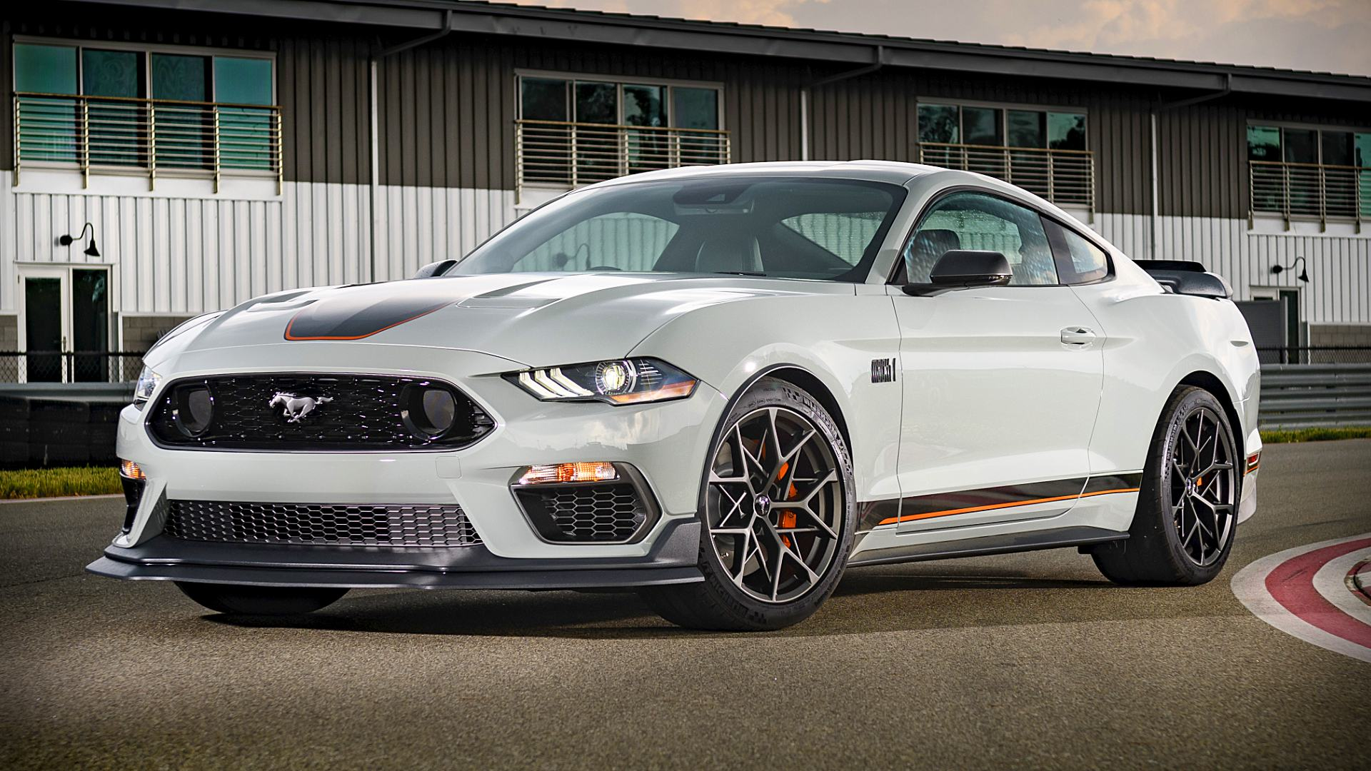 2020 Mustang Mach 1 - 2021 Ford Mustang Mach 1 Reveal ...