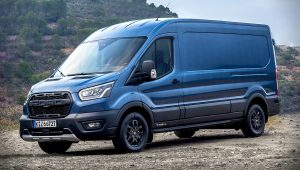 2021 Ford Transit Images