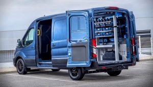 2021 Ford Transit Van Images Photos