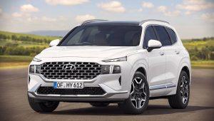 2021 Hyundai Santa Fe 1