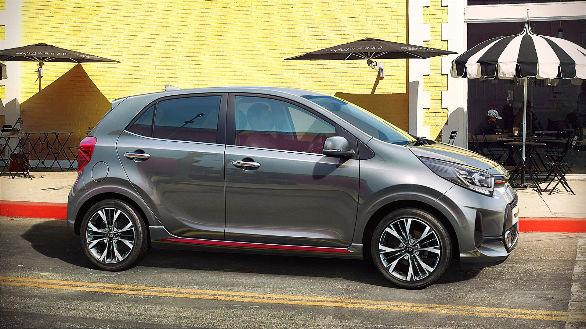 2021 Kia Picanto Photos Images