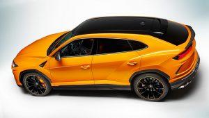 2021 Lamborghini SUV Urus Photos Images