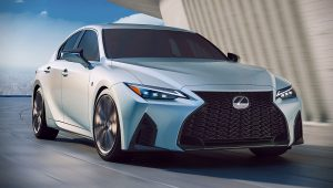 2021 Lexus IS 1