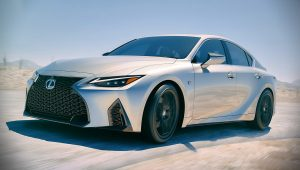 2021 Lexus IS 350 F Sport Images