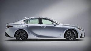 2021 Lexus IS 350 F Sport Sedan Pictures