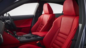 2021 Lexus IS Interior Colors Pictures