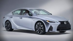 2021 Lexus IS Sports Sedan