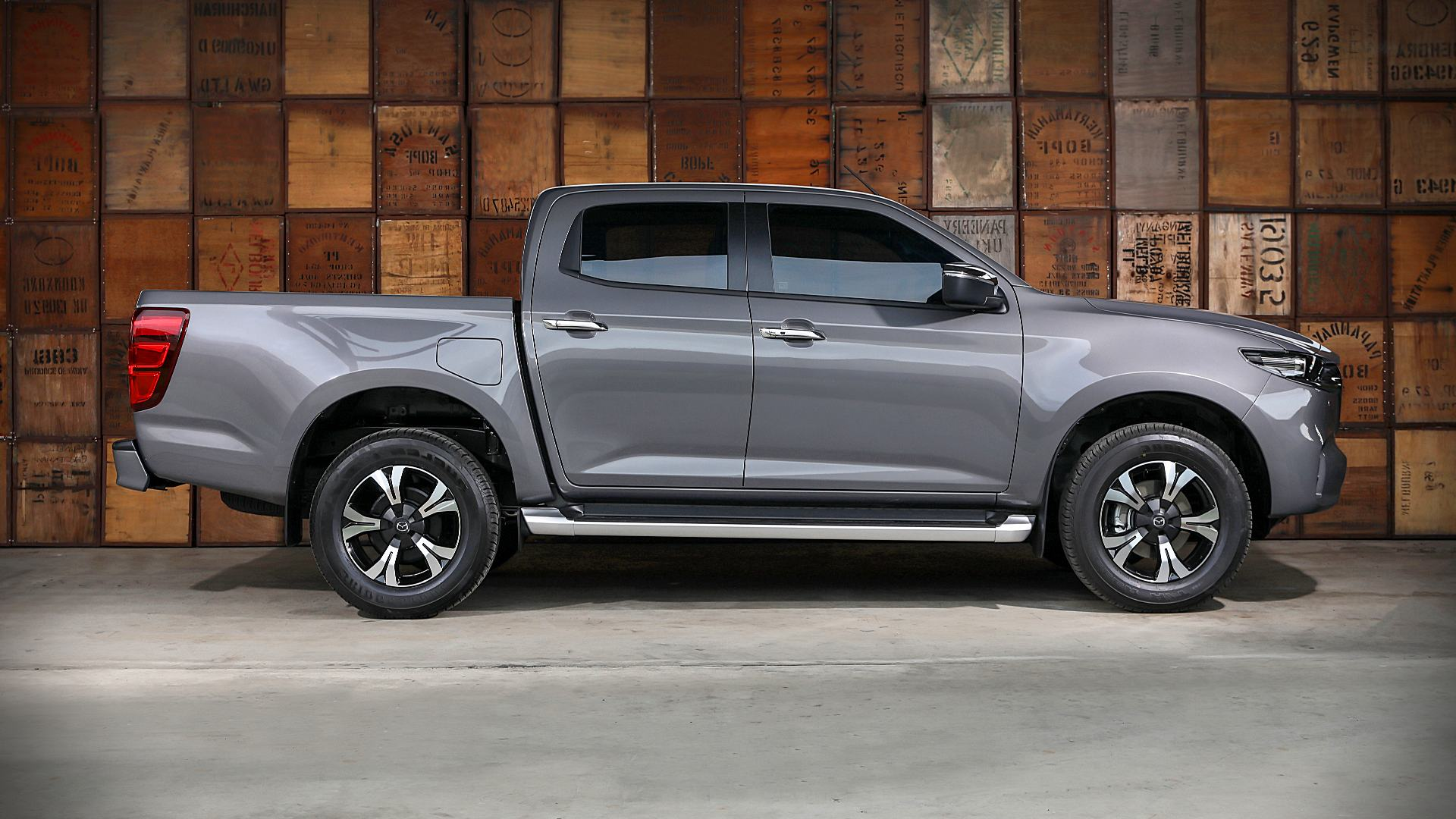 2021 Mazda BT-50 Images Pictures