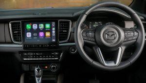 2021 Mazda BT-50 Interior Inside