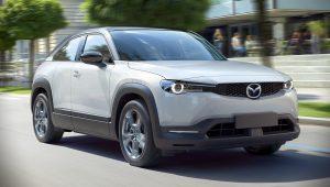 2021 Mazda MX-30 1