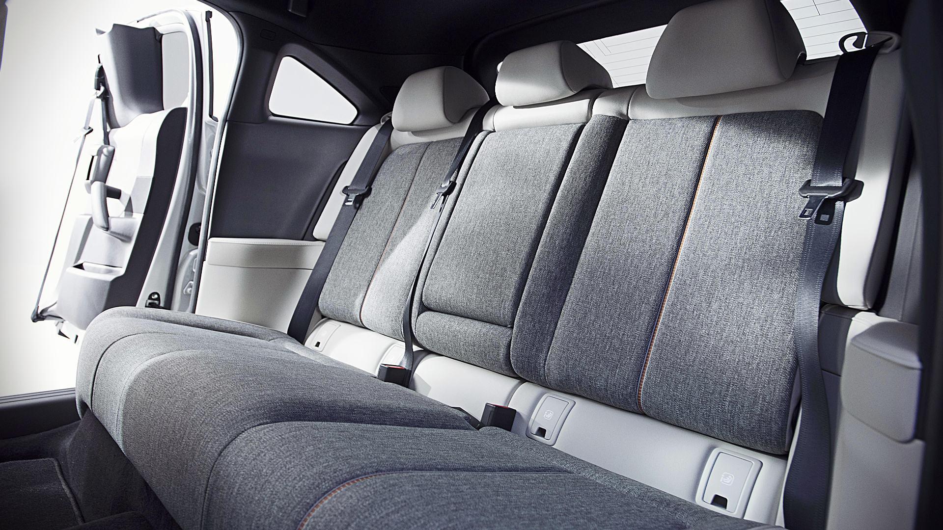 2021 Mazda MX-30 Interior Images
