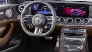 2021 Mercedes AMG E63 Interior