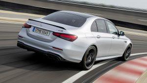 2021 Mercedes AMG E63 S Images