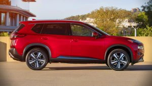2021 Nissan Rogue Images Pictures
