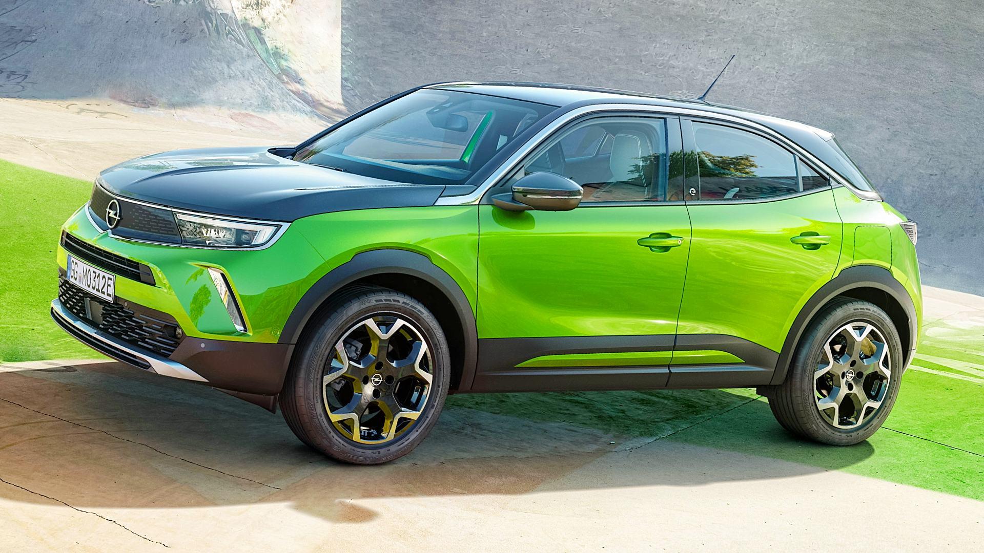 2021 Opel Mokka-e Images