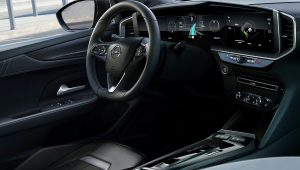 2021 Opel Mokka Interior