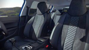 2021 Peugeot 308 SW Interior Images