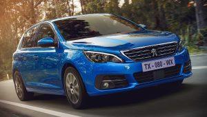2021 Peugeot 308 1