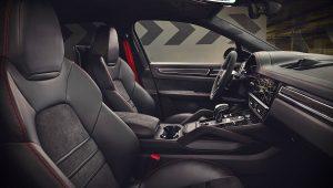 2021 Porsche Cayenne GTS Interior Images