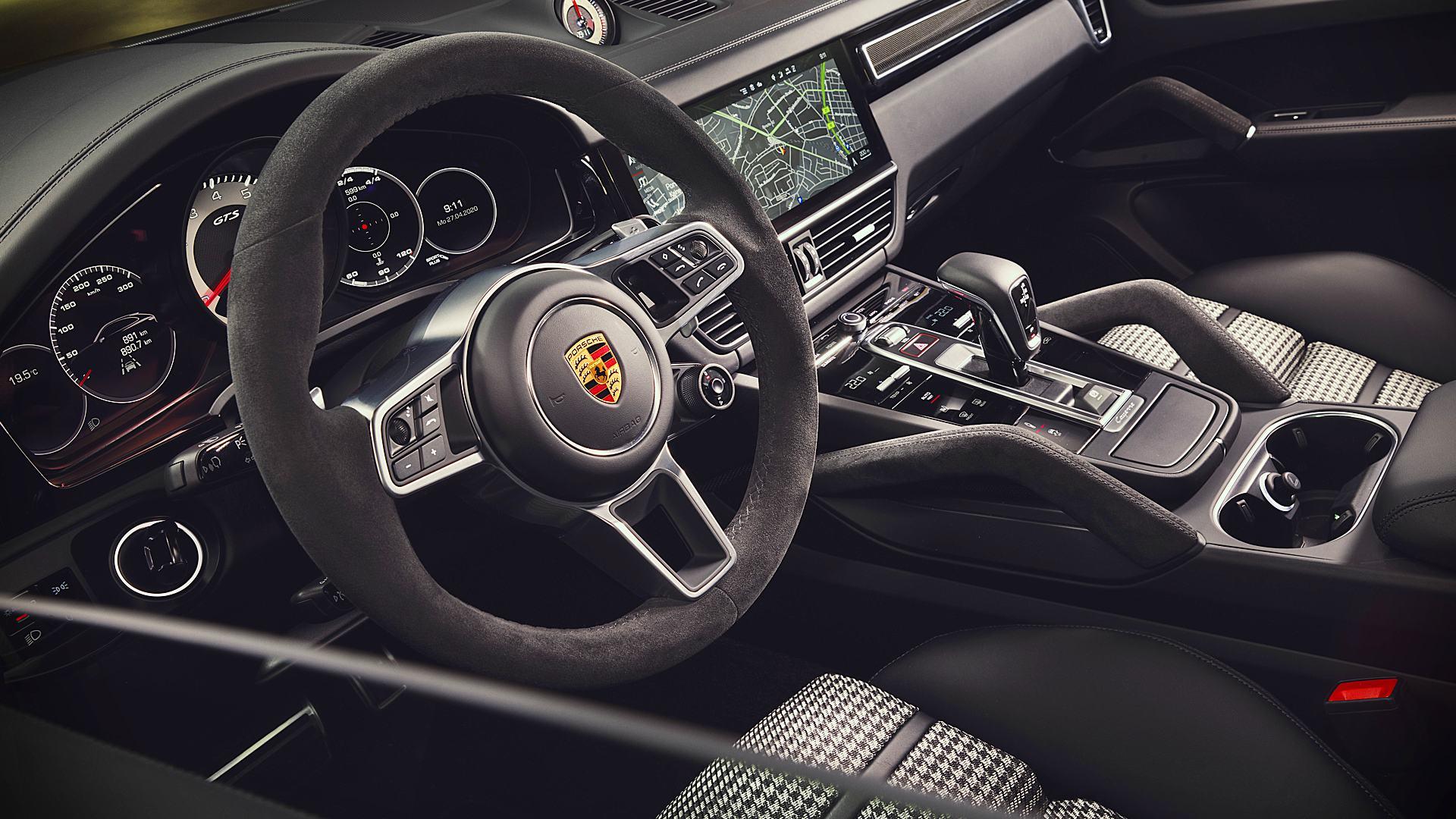 2021 Porsche Cayenne Interior Inside