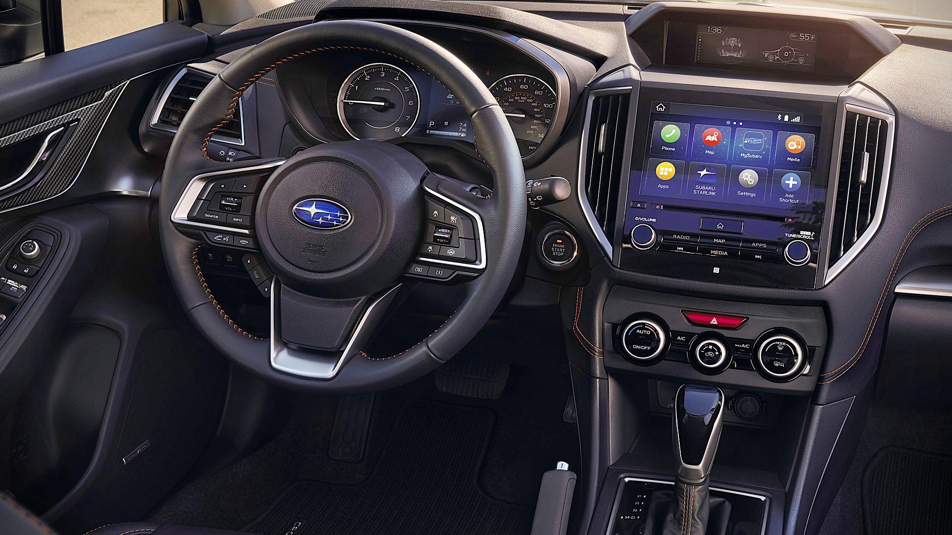 20 Subaru Crosstrek Interior Pictures Price and Release Date