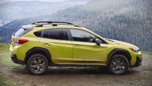 2021 Subaru Crosstrek Sport Images