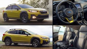 2021 Subaru Crosstrek Sport Photos Images Pictures